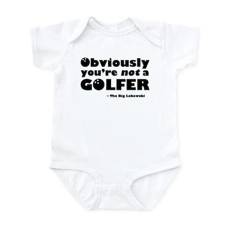 'Big Lebowski Quote' Infant Bodysuit