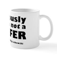'Big Lebowski Quote' Mug