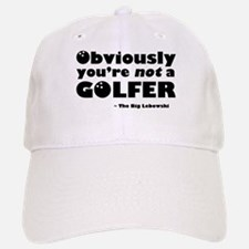 'Big Lebowski Quote' Baseball Baseball Cap