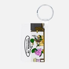 A Cheating Duck Keychains