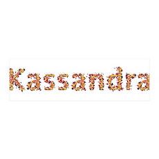 Kassandra Fiesta 42x14 Wall Peel