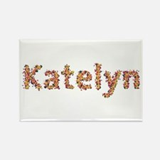 Katelyn Fiesta Rectangle Magnet