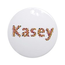 Kasey Fiesta Round Ornament