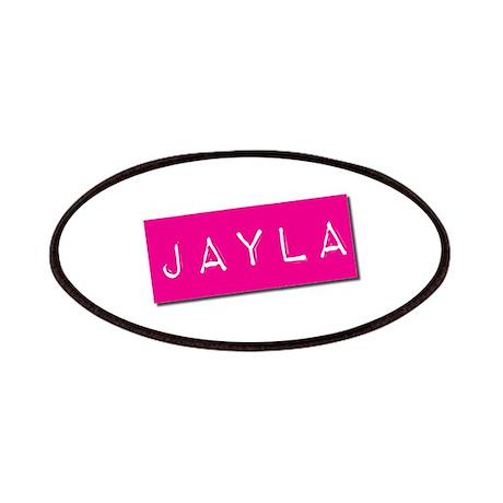 Jayla Punchtape Patches