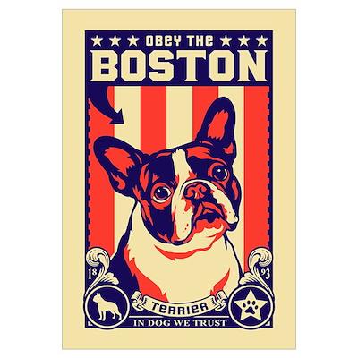 Poster framing in boston
