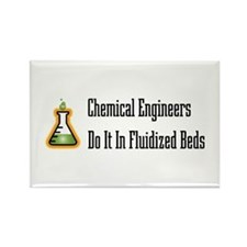 Chemical Engineers Rectangle Magnet (10 pack)