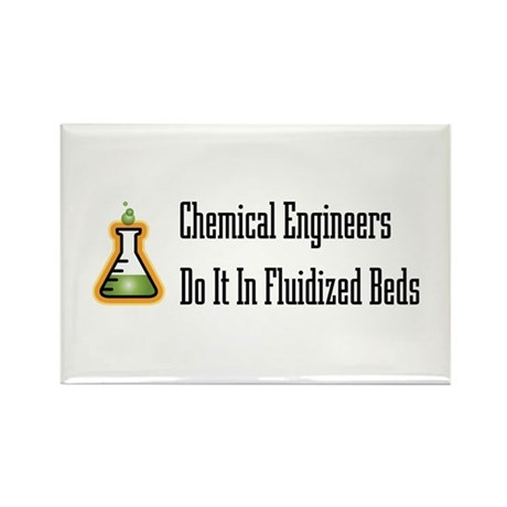 Chemical Engineers Rectangle Magnet