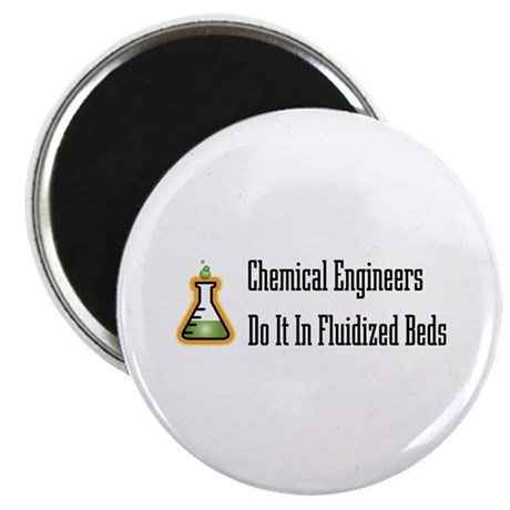 """Chemical Engineers 2.25"""" Magnet (10 pack)"""