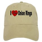 I Love Onion Rings Cap