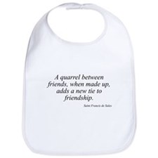 Saint Francis de Sales quote  Bib