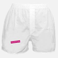 Valentina Punchtape Boxer Shorts