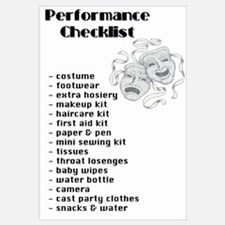 Performance Checklist