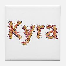 Kyra Fiesta Tile Coaster