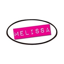Melissa Punchtape Patches