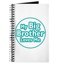 Big Brother Loves Me Journal