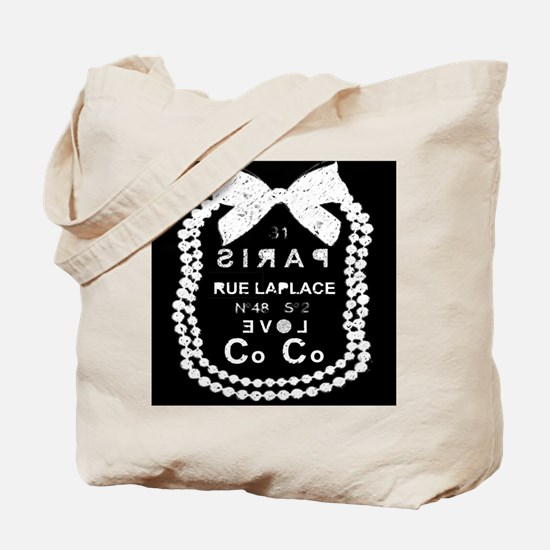 LOVE COCO Tote Bag