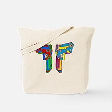 GUN FUN 3 Tote Bag