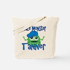 Little Monster Tanner Tote Bag