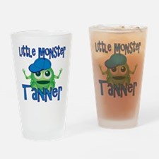 Little Monster Tanner Drinking Glass