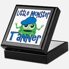 Little Monster Tanner Keepsake Box