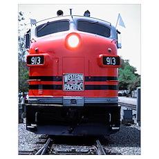Engine 913 Poster