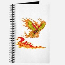 Phoenix and Flames Journal