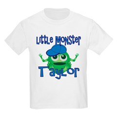 Little Monster Taylor T-Shirt