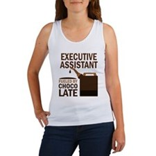 Executive Assistant Gift (Funny) Women's Tank Top