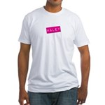 Haley Punchtape Fitted T-Shirt