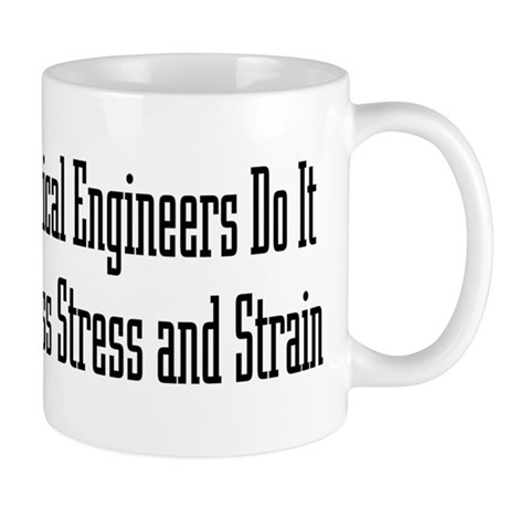 Mechanical Engineers Mug