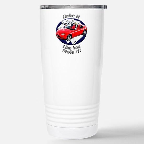 Mazda MX-5 Miata Stainless Steel Travel Mug