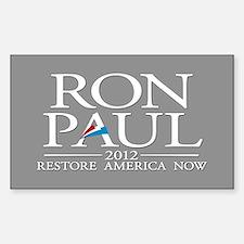 PAUL - Restore America Now 2 Decal