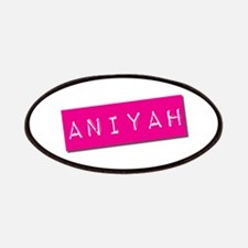 Aniyah Punchtape Patches
