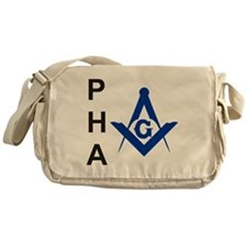 Prince Hall S&C No. 4 Messenger Bag