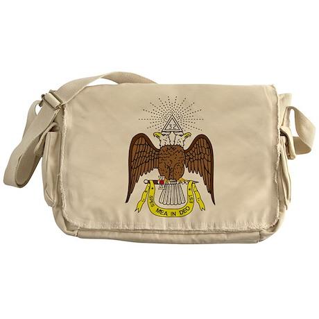 Scottish Rite 32nd Degree Messenger Bag