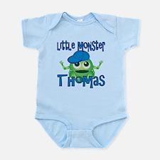 Little Monster Thomas Infant Bodysuit