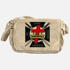 Knight of the Temple Messenger Bag