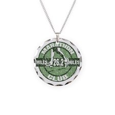 Marathon Club Necklace
