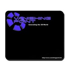 Vanishing Point Mousepad