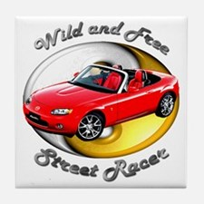 Mazda MX-5 Miata Tile Coaster