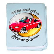 Mazda MX-5 Miata baby blanket