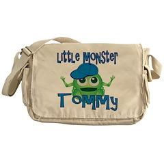 Little Monster Tommy Messenger Bag