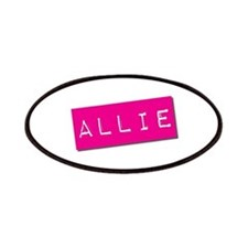 Allie Punchtape Patches