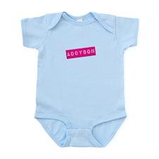 Addyson Punchtape Infant Bodysuit