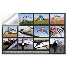 Quantum Pro by Prism Kites Wall Decal