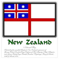 1835 Flag Poster