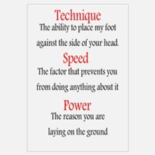 Taekwondo Technique