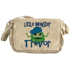 Little Monster Trevor Messenger Bag