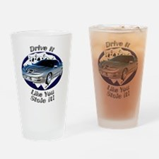PontiacTrans Am Drinking Glass