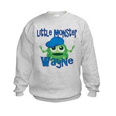 Little Monster Wayne Sweatshirt